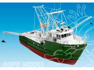 BILLING BOATS Kit bateau bois 526 ANDREA GAIL 1/30