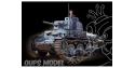 Panda Hobby maquette militaire 16001 PANZER PZ.Kpfw.38(t) 1941 1/16