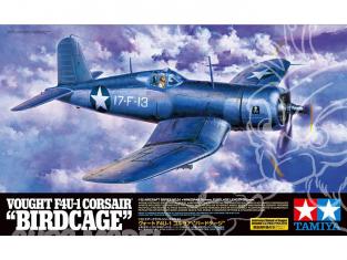 TAMIYA maquette avion 60324 F4U-1 Corsair 1/32