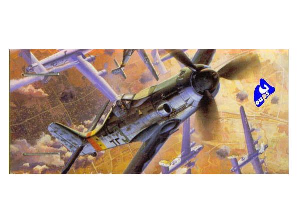 Dragon maquette avion 5008 Focke Wulf Ta152H-1 1/72