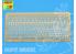Aber 48A25 Insignes d&39uniforme allemand 1/48