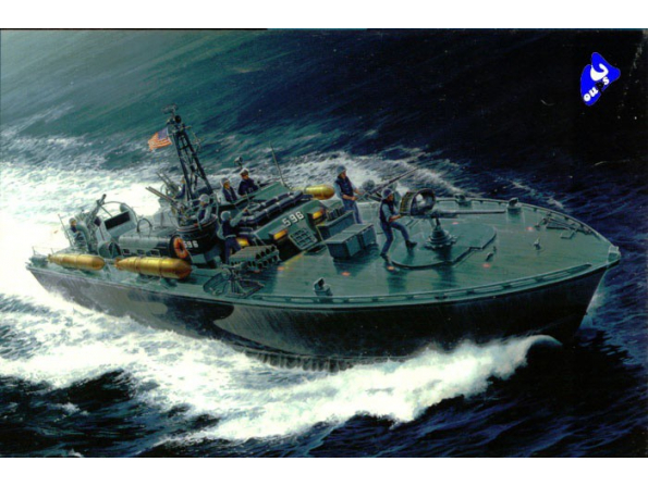 Italeri maquette bateau 5602 Vedette Elko 80 1/35