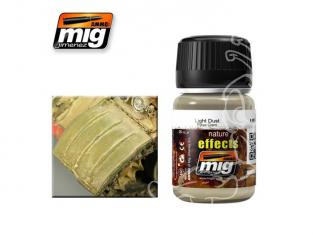 MIG salir vos maquette 1401 effets de la nature poussière légère (35ml) AK-015