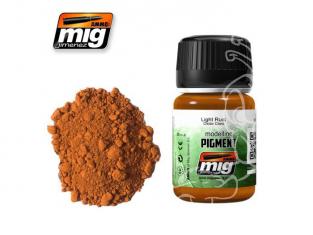 MIG pigments 3006 Rouille légére AK-044