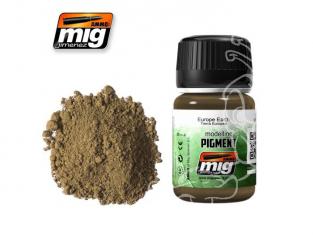 MIG pigments 3004 Terre Europe AK-042
