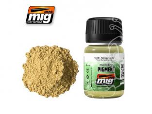 MIG pigments 3003 Poussière Afrique du nord AK-041