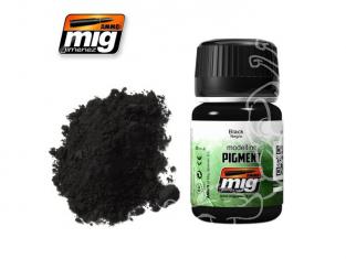MIG pigments 3001 Noir AK-039