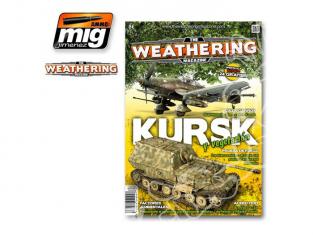 MIG magazine 4005 Numero 6. Kursk et Vegetation en langue Castellane