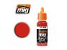 MIG peinture authentique 049 Rouge (AK-740)