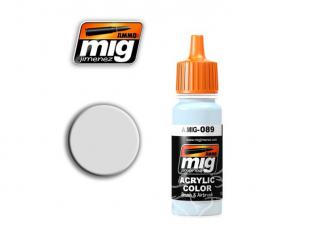 MIG peinture authentique 089 Vernis mat (AK-775) 17ml