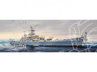 Trumpeter maquette bateau 03705 CUIRASSE USS BB-63 MISSOURI 1945 1/200