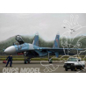 Trumpeter maquette avion 03909 SUKHOI SU-27 FLANKER B RUSSE 1/144