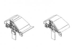 CMK kit amelioration q32157 PANNEAU D'INSTRUMENTS pour BAe HAWK T.1a revell 1/32