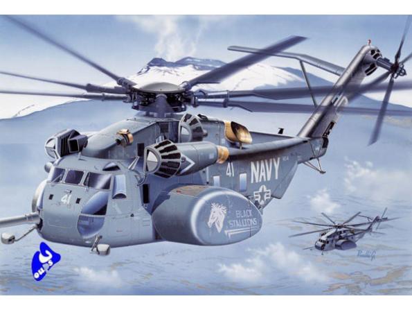 italeri maquette avion 1065 MH-53E Sea Dragon 1/72