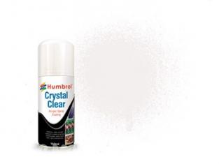 HUMBROL Peinture bombe 7550 Vernis cristal