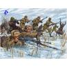 italeri maquette militaire 6069 Infanterie russe 1/72