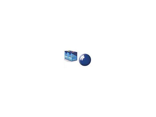 peinture revell Aqua 52 bleu France brillant
