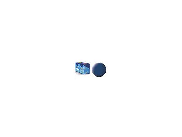 peinture revell Aqua 56 bleu mat