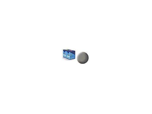 peinture revell Aqua 75 gris clair mat