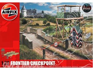 Airfix maquette militaire 06383 Chekpoint 1/32