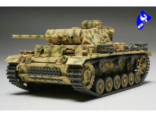 tamiya maquette militaire 32524 Panzerkampfwagen III Ausf.L 1/48
