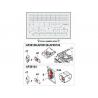 AFV maquette militaire ac35011 STICKERS Pour La Simulation Anti Reflets Famille Des Véhicules Strykers 1/35