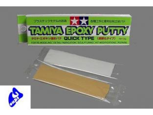 tamiya 87051 Mastic Epoxy rapide