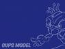 POT ACRYLIQUE LC10 BLEU FONCE MAT de LIFECOLOR