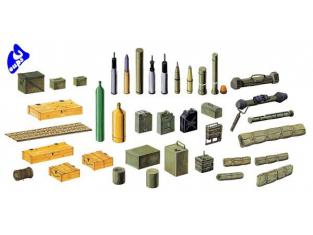 italeri maquette militaire 6423 acc de bataille moderne 1/35