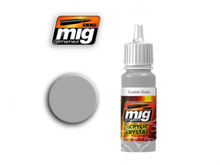 MIG peinture authentique 094 Verre cristal