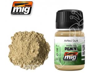 MIG pigments 3011 Poussiere de base aerienne