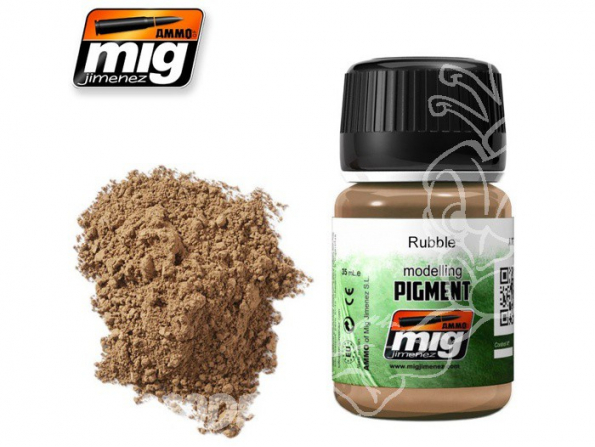 MIG pigments 3013 Poussiere de gravats