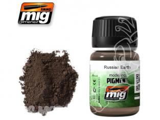 MIG pigments 3014 Terre Russe