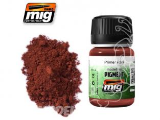 MIG pigments 3017 Primer rouge