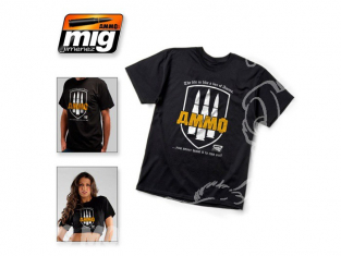 MIG T-Shirt 8000L T-shirt AMMO taille L