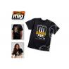 MIG T-Shirt 8000XXL T-shirt AMMO taille XXL