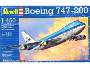 REVELL maquette avion 03999 Boeing 747-200 1/450