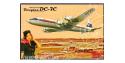 """RODEN maquettes avion 303 DOUGLAS DC-7C """"JAPAN AIR LINES"""" 1/144"""