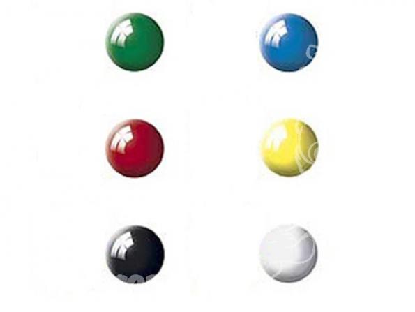 lot peinture revell 32342 couleurs de base 6 pots