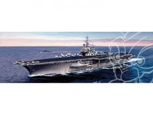italeri maquette bateau 5520 USS Saratoga (CVA-60) 1/720
