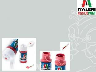 peinture maquette Italeri 4678 Argent brillant