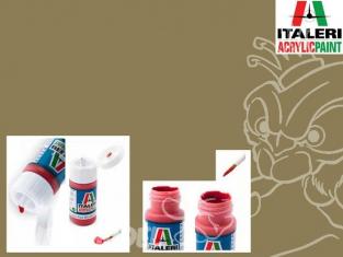 peinture maquette Italeri 4770 Grau RLM 02