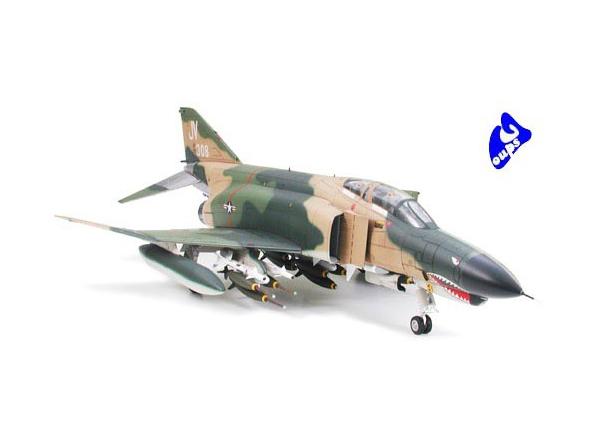 Tamiya maquette avion 60310 f-4e 1/32