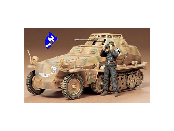 tamiya maquette militaire 35115 SdKfz 250/9 1/35