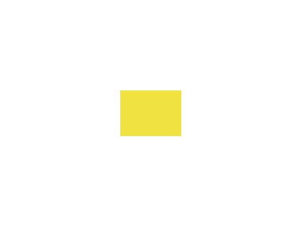 peinture maquette Mr Hobby H004 jaune brillant