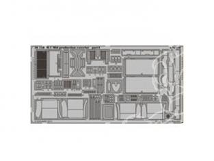 Eduard photodecoupe militaire 36158 Exterieur M-7 Mid production 1/35