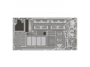 Eduard photodecoupe militaire 36165 M1133 MEV 1/35