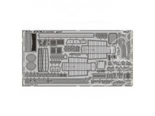 EDUARD photodecoupe avion 48671 Exterieur HAR Mk.3 1/48