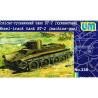 UM Unimodels maquettes militaire 338 BT-2 AVEC MITRAILLEUSE 1/72