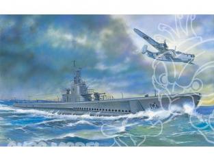 AFV maquette bateau 73511 SOUS-MARIN US GATO 1943 1/350